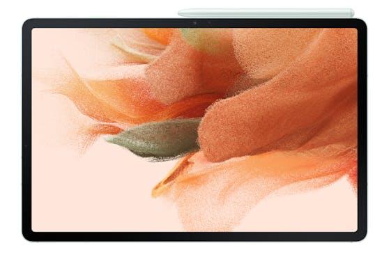 Die jüngsten Mitglieder im Samsung Galaxy Tablet-Portfolio: hier das Galaxy Tab S7 FE.