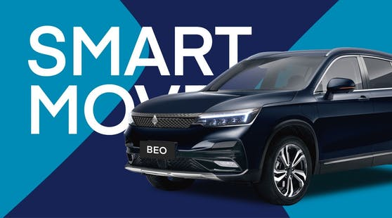Elaris stellt neues Modell BEO vor: Smarter Hightech - SUV zum attraktiven Preis.
