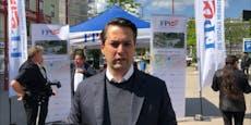 FPÖ will Drogen-Hotspot zur Markthalle machen