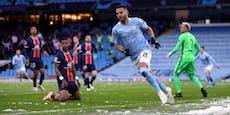 City steht im Finale – PSG-Stars schlechte Verlierer