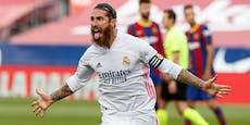 Real-Kapitän Ramos gibt Comeback gegen Chelsea