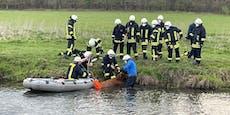 Traurig: Trotz Rettungsaktion kam die Hilfe zu spät