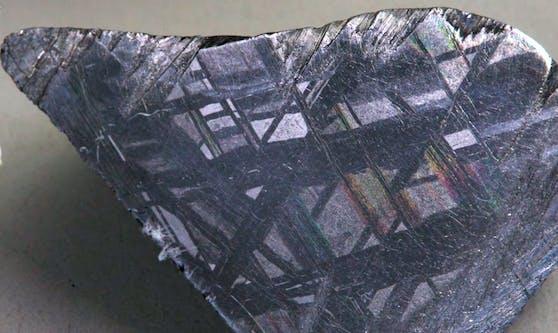 Der außergewöhnliche Meteoriten-Fund beschäftigt die Forscher der Universität Innsbruck.