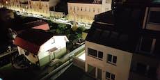 """""""Garagen-Licht"""" blendet Nachbarn in Wien im Schlafzimmer"""