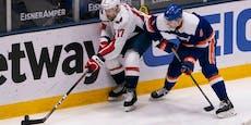 NHL-Legionär Raffl zeigt bei Washington-Sieg auf