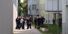 Großeinsatz in Wien-Simmering – Häftling ausgebrochen