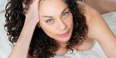 Lilly Becker (44) zeigt sich oben ohne und nur mit Slip