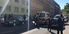 WEGA-Einsatz in Floridsdorf – Mann festgenommen