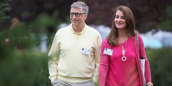 Bill und Melinda Gates lassen sich scheiden.