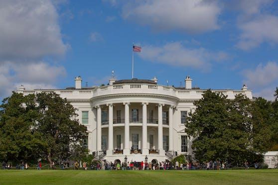 Das Weiße Haus in Washington D.C. könnte Schauplatz eines unsichtbaren Anschlages gewesen sein.