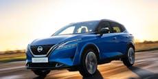 Bestellstart für den neuen Nissan Qashqai