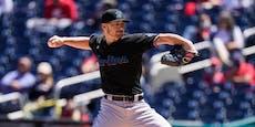 Baseball-Star wurde für 80 Spiele gesperrt