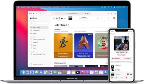 Apple Music soll ein ganz neues Feature bekommen.