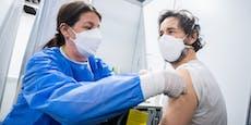 So viele Personen sind trotz Impfung an Corona erkrankt