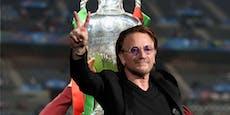 U2 und DJ Martin Garrix singen den EM-Song