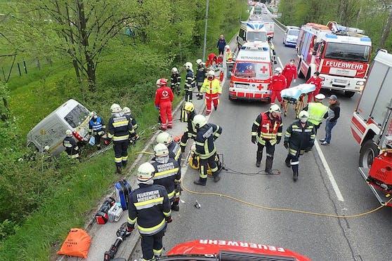 Tödlicher Verkehrsunfall im Bezirk Lilienfeld