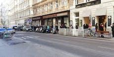 Wut über Sperrstunde – Kunden stürmen Eissalon in Wien