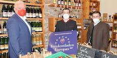 """Auszeichnung für Gemeinden als """"Feinkostläden Europas"""""""