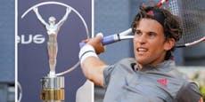 """Tennis-Ass Thiem für """"Sport-Oscar"""" nominiert"""
