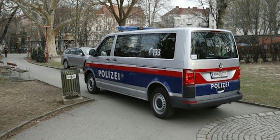 Die Polizei musste eingreifen.