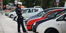 Parksheriff entdeckt gestohlenen Audi S6 in Wien