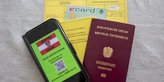 Tschechien will ab morgen ausländische Coronas-Impfnachweise anerkennen, so etwa jene aus Österreich.