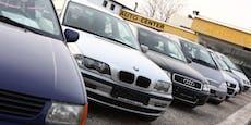 Gebrauchtwagen-Preise in Österreich massiv angestiegen