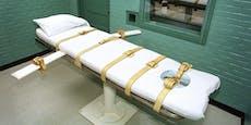 Zu wenig Giftspritzen: Hier werden Häftlinge erschossen
