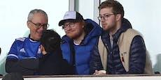 Popstar Ed Sheeran wird Trikotsponsor bei England-Klub