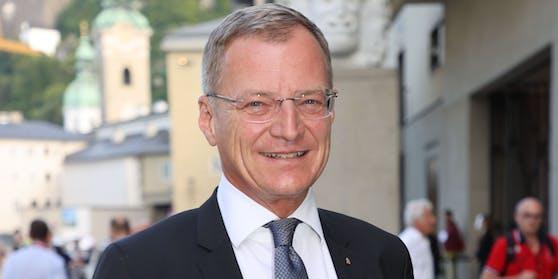 Oberösterreichischer Landeshauptmann Thomas Stelzer (ÖVP)