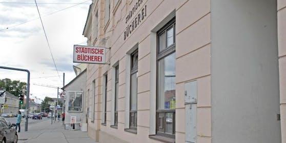Die Bücherei von Aspern wird zum politischen Zankapfel in der Donaustadt