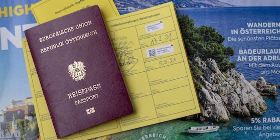 Neuer Pass notwendig? Derzeit wartet man sechs Wochen auf einen Termin.