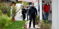 Großeinsatz in Salzburg! Zwei Menschen erschossen