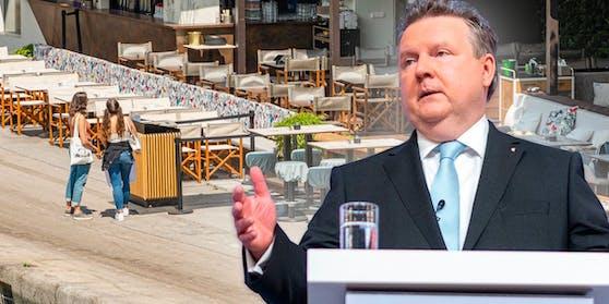 Am Donnerstag lockert die Regierung weiter. Allerdings ist besonders die Lockerung der Maskenpflicht Wiens Bürgermeister Ludwig ein Dorn im Auge.