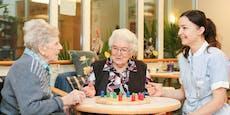 Bald wieder tägliche Besuche in Altersheimen möglich