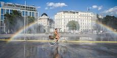 Jetzt stellt sich der Sommer in Österreich vor