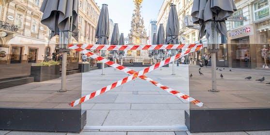 Öffnet Wien ab 19. Mai nur die Schanigärten?