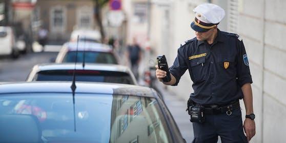 Parkraumüberwachung in Wien. (Symbolbild)