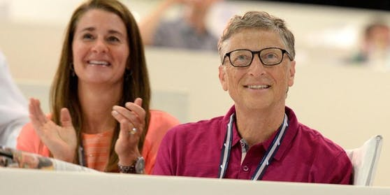 Bill und Melinda Gates gehen getrennte Wege