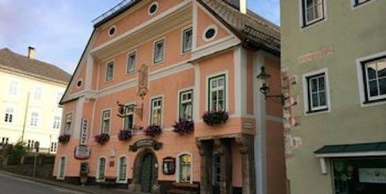 """Das Gasthaus """"Blaue Traube"""""""