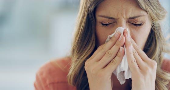 Der Impftermin kann und soll auch mit einer leichten Erkältung wahrgenommen werden.