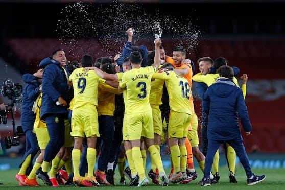 Villarreal steht im Europa-League-Finale.