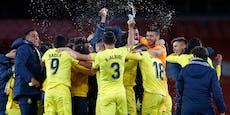 Bullen-Bezwinger gegen United im Europa-League-Finale