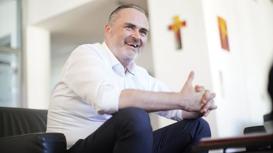 Erfolgreicher Krisenmanager: Burgenlands Landeshauptmann Hans Peter Doskozil (SP)