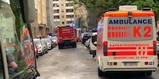 Brand-Großeinsatz in Wien – Wohnhaus evakuiert