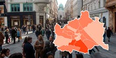 Grätzel-Report – so ist die Corona-Lage in den Bezirken