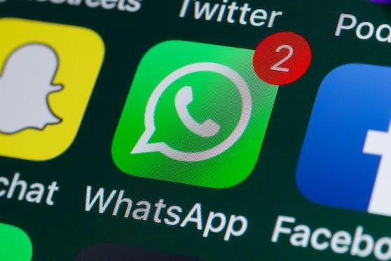 Der Nachrichtendienst Whatsapp