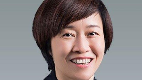 Catherine Chen, Corporate Senior Vice President und Board of Directors-Mitglied bei Huawei.