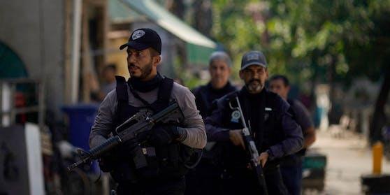 Der Polizeieinsatz forderte 25 Menschenleben. Es war der blutigste in der Geschichte von Rio de Janeiro.