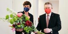 Viele Geschenke für SPÖ-Chefin zum runden Geburtstag